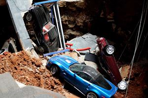 Final Corvette Restored After Museum Sinkhole Disaster