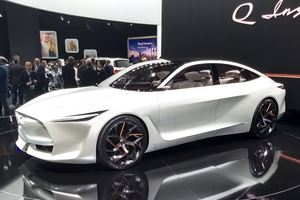 Nissan And Infiniti Receiving Six New EVs Within Five Years