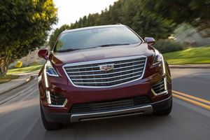 Cadillac XT4 Compact Crossover Coming To New York Next Month
