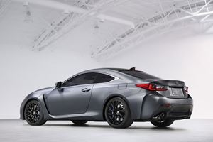 Lexus GS F and RC F Special Editions Marks 10 Years Of The F Performance