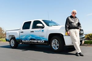 Bob Lutz To Develop All-Electric Pickup Truck With Help From China
