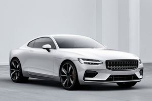 The Volvo Polestar 1 May Not Be As Rare As We Originally Thought