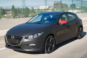 Driving Mazda's SkyActiv X Renewed Our Hope For The Internal Combustion Engine