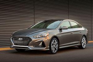 Hyundai Sonata Hybrid And Plug-In Hybrid Revealed With Super Efficiency