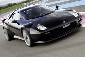 Lancia Stratos Reborn As Limited Supercar With Over 550 HP