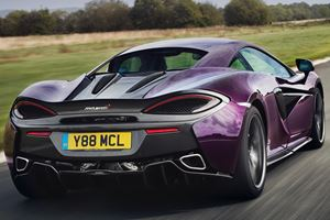 McLaren Will Make Your 570S and 570GT Even Louder