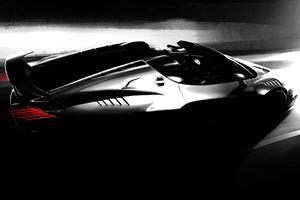 The Super Sexy Italdesign Zerouno Roadster Is Coming To Geneva
