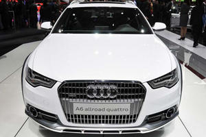2013 Audi A6 Allroad Quattro Makes Geneva Debut with New Video