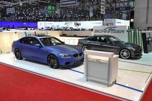 AC Schnitzer Brings a Pair of BMWs to Geneva