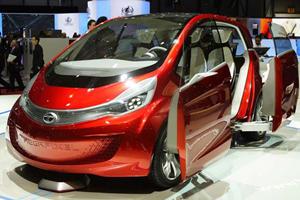 Megapixel Concept Reveals Tata's Vision of Future City Car