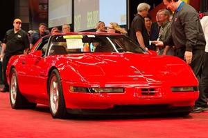 Corvette Evolution, Part 10: The C4 Corvette that Wanted to be a Supercar