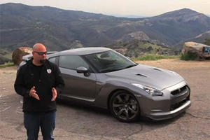 Video: Matt Farah Drives 'Veyron Killing' Nissan GT-R by Switzer