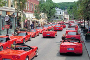 Corvette Evolution, Part 13: When Elvis Drove a Corvette