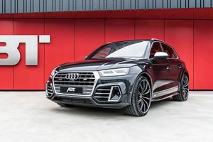 Would You Rock This Widebody 2018 Audi SQ5?