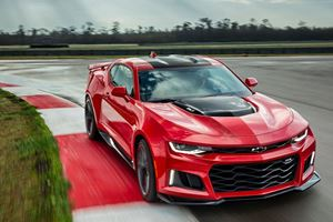 2019 Chevrolet Camaro With Seven-Speed Manual? Not This Year