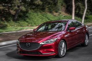 That All-Wheel-Drive 2018 Mazda6 Probably Isn't Going To Happen