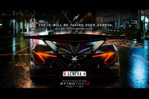 Apollo Intensa Emozione To Be Set Loose On Geneva