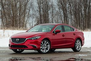 2017 Mazda 6 Test Drive Review: A Beautiful Sedan That Needs More Love