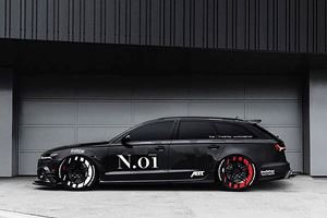 Ride Shotgun In Jon Olsson's New 705 HP Audi RS6+ 'Phoenix'
