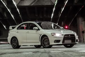 The Mitsubishi Evo Could Come Back But Not As You Remember It