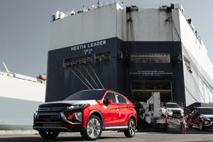 Mitsubishi Eclipse Cross Arrives In America With Competitive Pricing