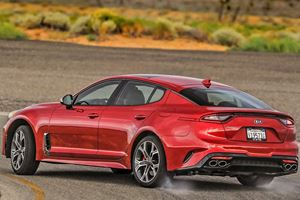 Kia Wants You To Test Drive A Stinger GT Against A Porsche Panamera