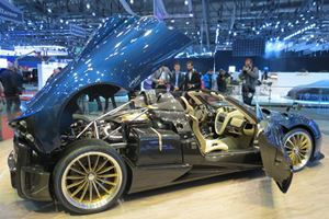 Pagani Sold A Record Number Of Hypercars In 2017