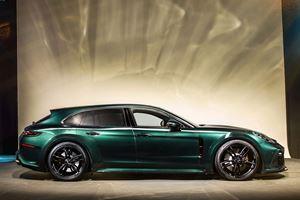 Techart Bringing Stunning Porsche Panamera Sport Turismo To Geneva