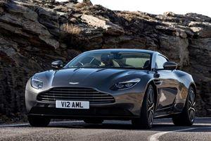 Aston Martin Earns Record $1.2 Billion in 2017