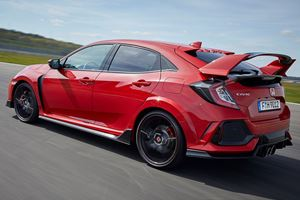 Honda Civic Type R Gunning For Even More Track Records
