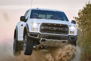 Bold Styling Decisions: 2018 Ford F-150 Raptor