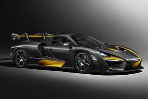 Special Edition McLaren Senna Is A Carbon-Fiber Masterpiece