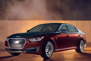 Genesis G90 Set To Invade The 2018 Academy Awards