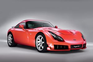Bold Styling Decisions: TVR Sagaris