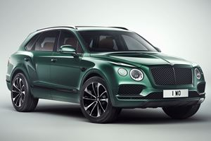 This Bentley Bentayga Mulliner Was Made For People Who Love Horses