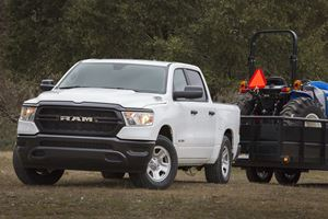 This Is The 2019 Ram 1500 You Get For Thirty-Three Grand