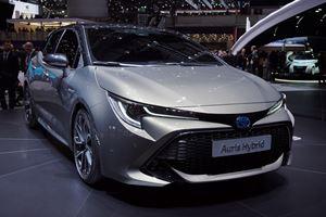 Europe's New Toyota Auris Is America's Next Corolla iM Hatchback