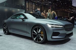 Volvo And Polestar Are Planning Something Naughty This May