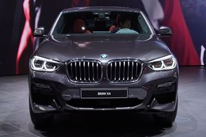 Stylish 2019 BMW X4 SUV Takes A Bow At Geneva