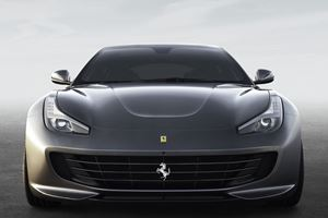 Ferrari SUV Coming With Hybrid Power Next Year
