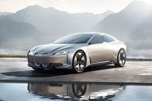 We Finally Know What The Next BMW i Model Will Be Called