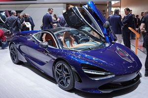 This Atlantic Blue McLaren 720S By MSO Is A Showstopper