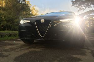 Alfa Romeo Giulia Test Drive Review: Driving Perfection Comes At A Price
