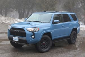 2018 Toyota 4Runner Test Drive Review: Off-Road Deadly, On-Road Friendly