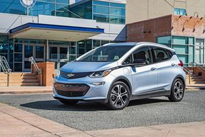 Chevrolet Builds A Two-Seater Bolt EV, But It's Not What You Think