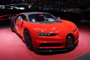 Bugatti Boss Hints At New Models Beyond The Chiron