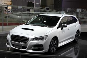 Subaru Levorg Another Wagon About To Bite The Dust