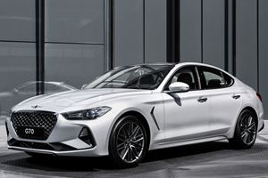 2019 Genesis G70 Will Be Available With Six-Speed Manual