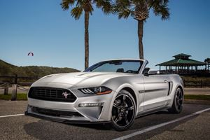 2019 Ford Mustang Adds California Special, Rev-Matching Six-Speed Manual