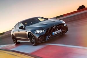 2019 Mercedes-AMG GT 4-Door Coupe First Look Review: Time To Redefine The Super Sedan